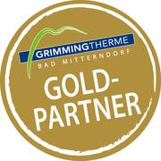 Logo Goldpartner GrimmingTherme